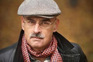 29.10.2012 Ljubljana, Slovenija. Maurizio Lazzarato, italijanski sociolog in filozof.FOTO: JURE ERZEN/Delo