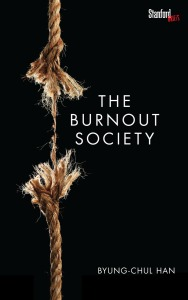 Cover of The Burnout Society