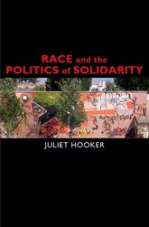 Image of book cover of Race and the Politics of Solidarity