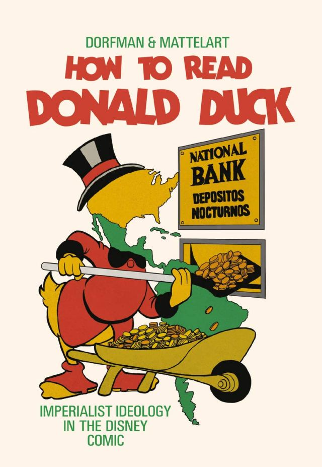 Cover of How to Read Donald Duck