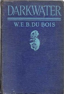 Blue-on-blue cover of Darkwater